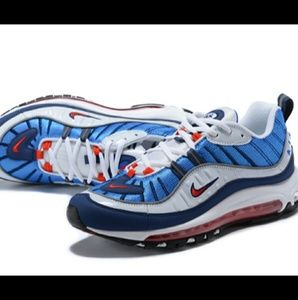 Nike Air Max 98 Gundam men's size 10, 11